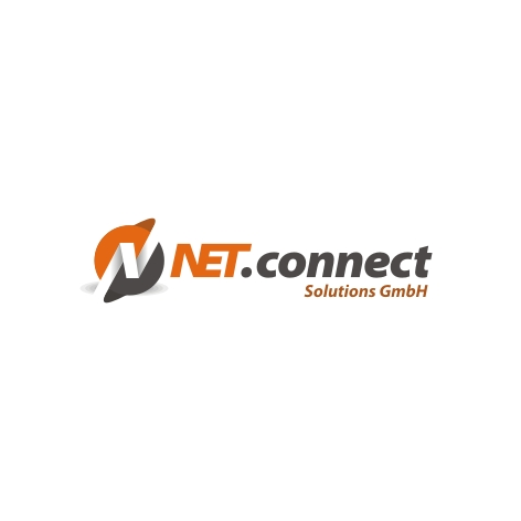 NET.connect Solutions GmbH - Logo Design