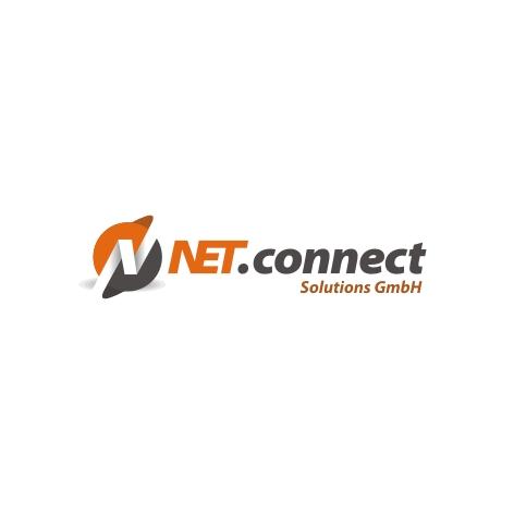 NET.connect Solutions GmbH - Logo Design