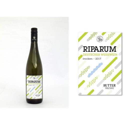Etiketten-Design, das modern mit Tradition verbindet gesucht