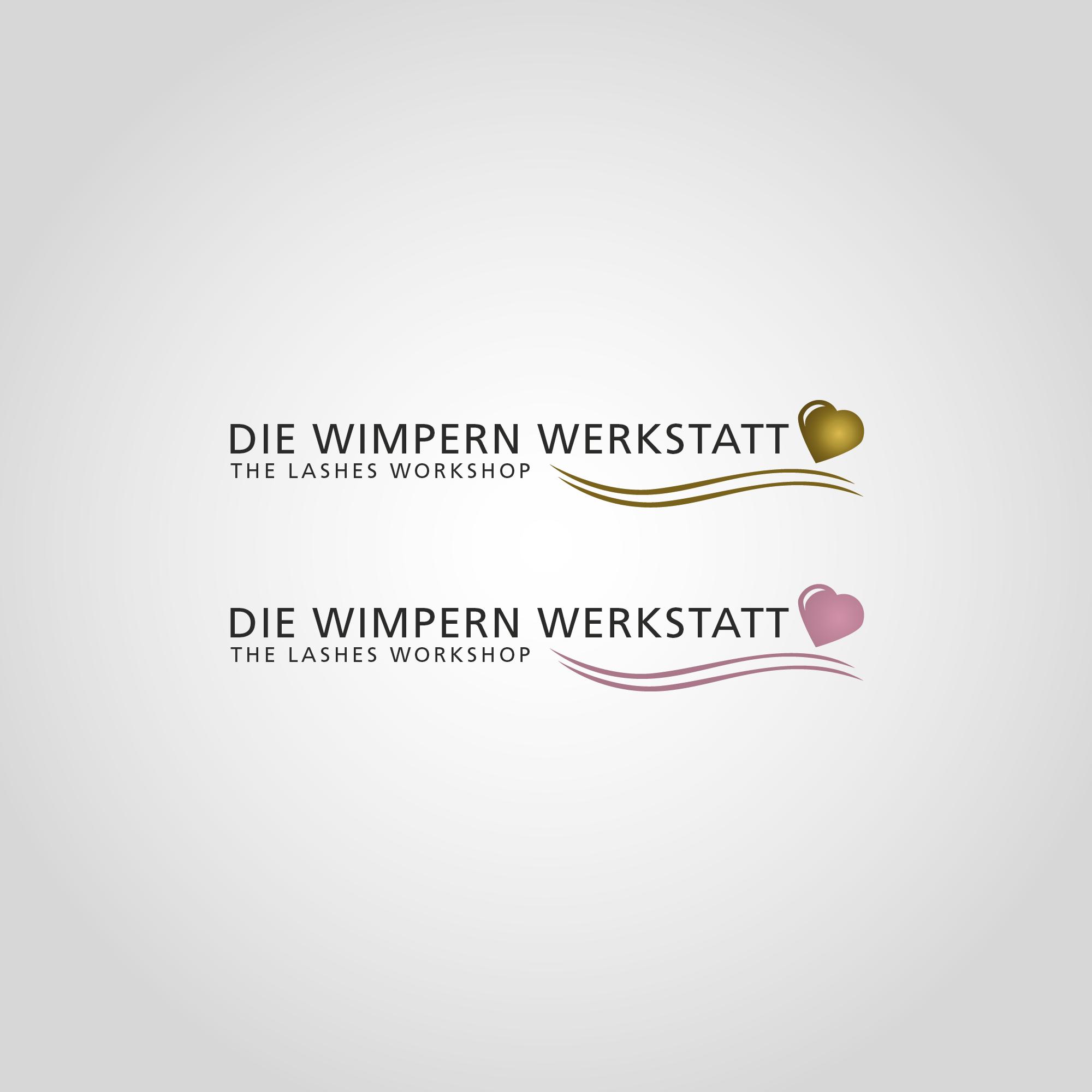 Die Wimpern Werkstatt Logo Design Designenlassen At