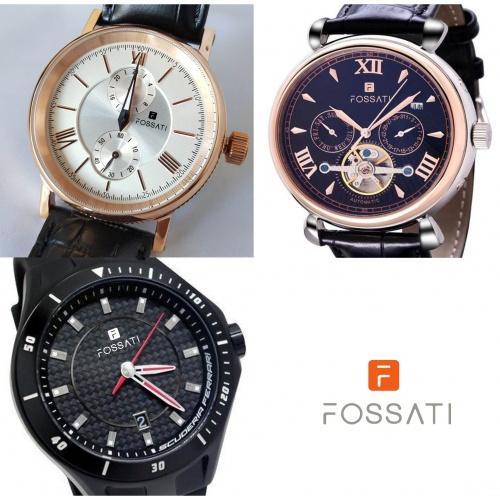 Corporate Design für Uhrenhandel