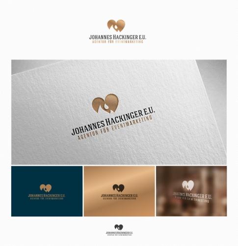 Logo-Design für Johannes Hackinger e.U.