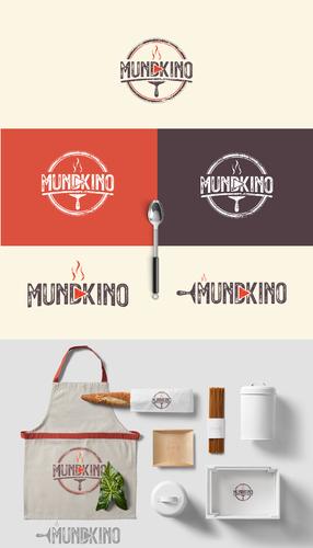 Logo-Design für Kochvideos