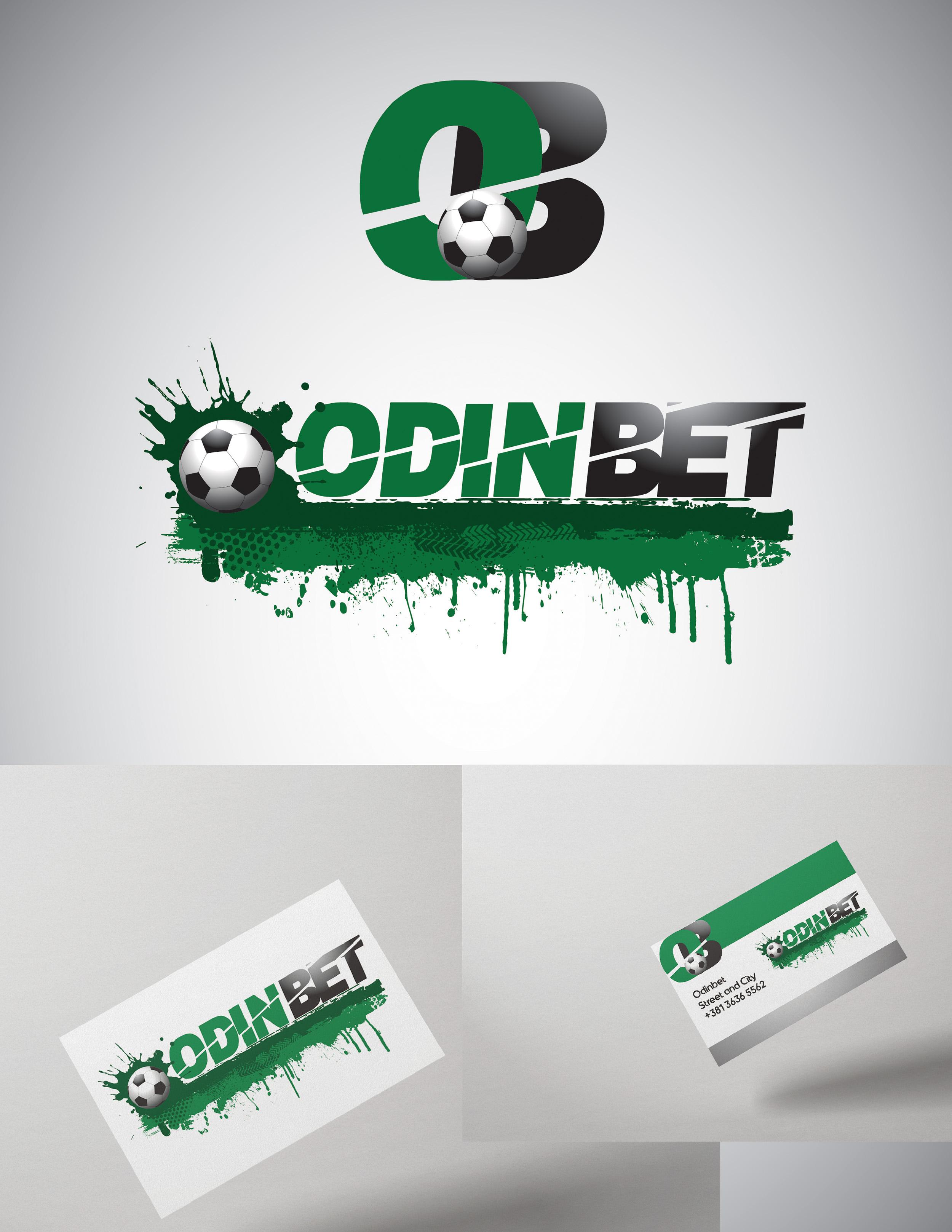 Logo Visitenkarte Für Sportwetten Logo Business Card