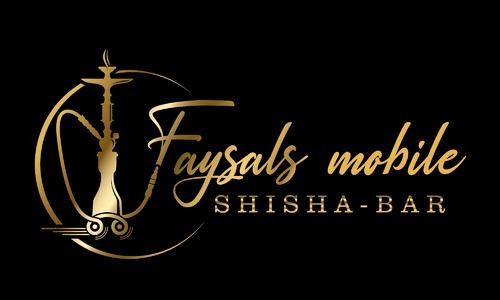 Logo & Visitenkarte für mobile Shisha-Bar