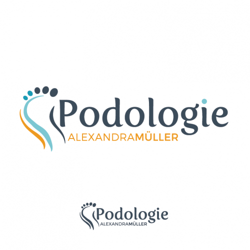 Unternehmen für Fußpflege benötigt Logo-Design