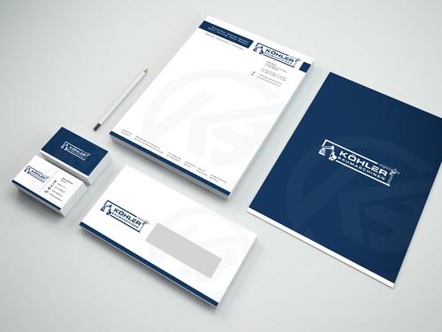 Corporate Design für Kran- und Baumaschinenvermietung