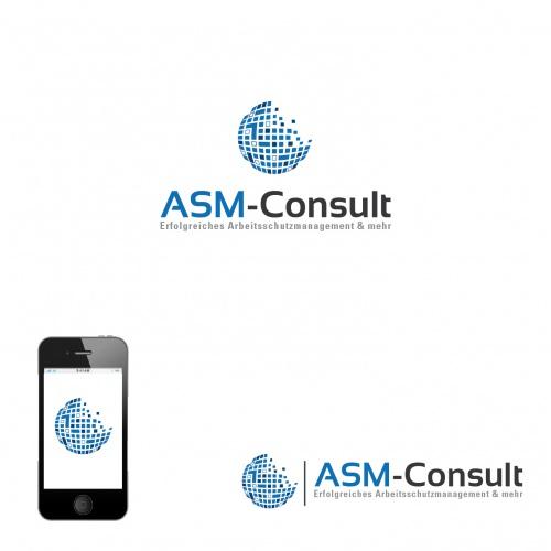 Consultingfirma im Bereich Arbeits- und Gesundheitsschutz sucht neues Logo