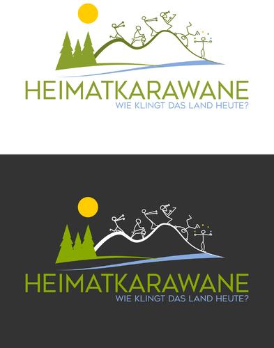 Logo-Design für Dachverband der Amateurtheaterszene