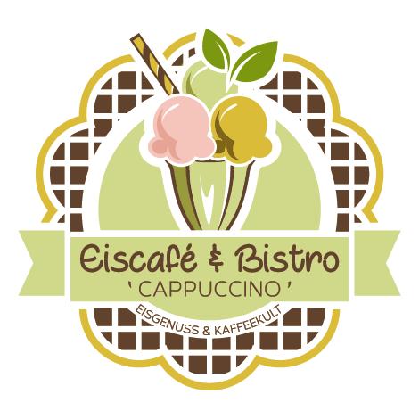 Logo-Design für Eiscafé & Bistro