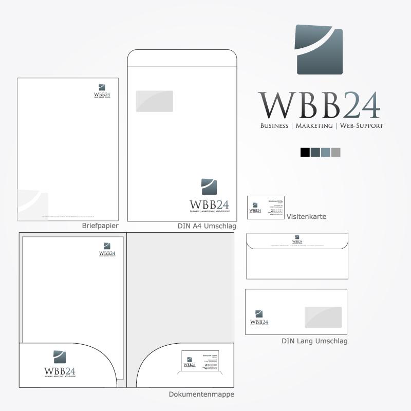 Logo Wbb24 De Logo Design Designonclick Com