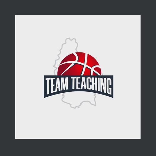 Logo-Design für Basketballmannschaft