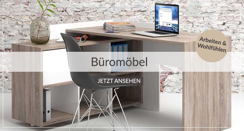 Webbanner / Banner für Startseite vom Möbel Onlineshop Pharao24.de