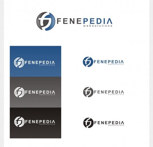 Logo voor freelancers op het gebied van web development, web design, SEO