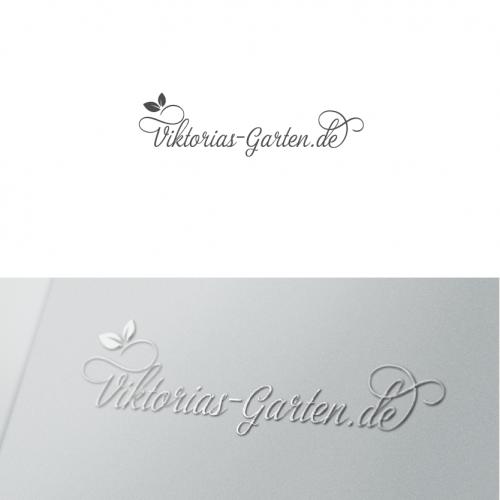 Logo-Design für Gartenmagazin