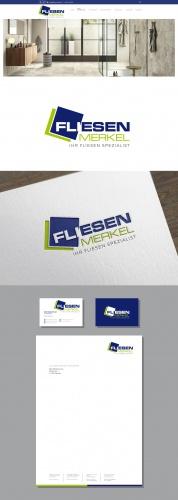 Logo-Design für Fliesenverkäufer