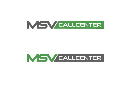 Logo voor een call center