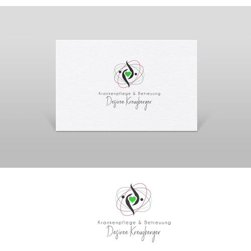 Logo-Design für Krankenpflege & Betreuung