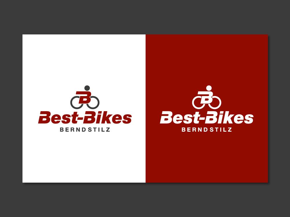 Logo für ein Fahrradgeschäft