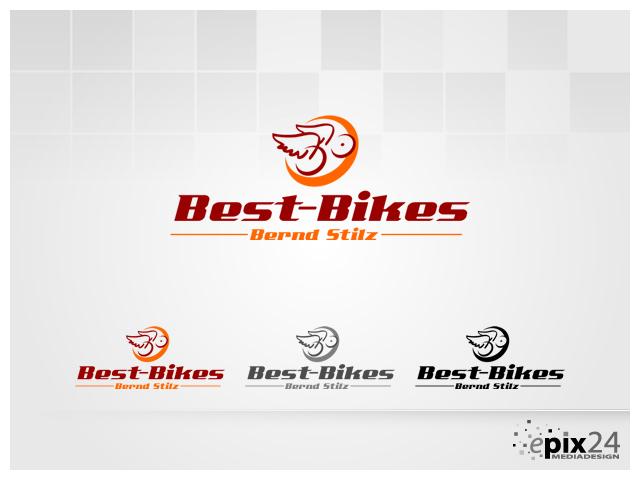 Logo f�r ein Fahrradgesch�ft
