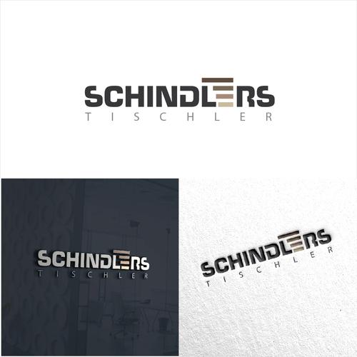 Logo-Design für Tischlerei im Bereich Fenster- und Möbelbau