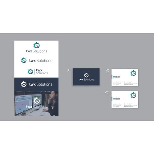 Logo & Visitenkarte für Beratungsunternehmen von Business Automation Workflow