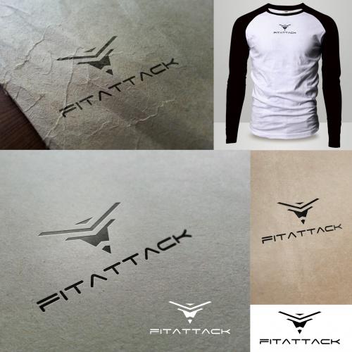 Logo-Design für Fitness-Marke