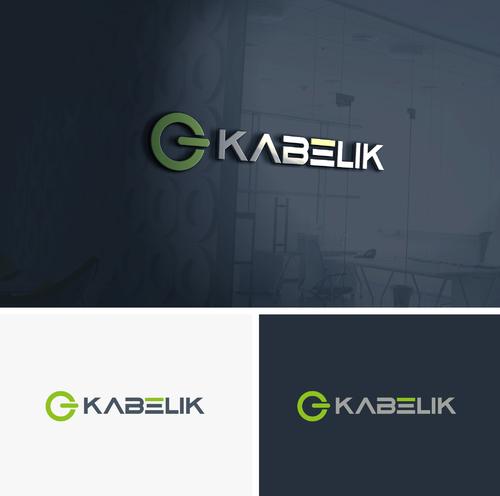 Logo-Design für Dienstleister im Bereich Kabelik, Geoinformationssysteme, IT Services
