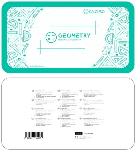 Design einer Aufbewahrungsbox für mathematische Utensilien