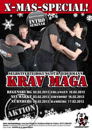 Learn2Fight Winteraktion 2012/2013