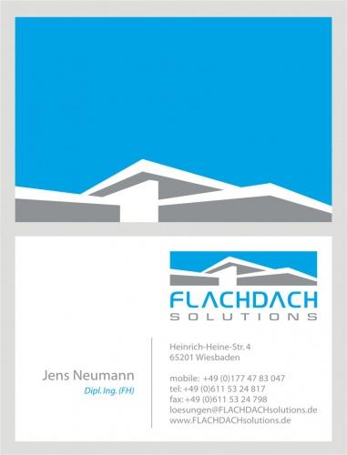 FLACHDACHsolutions - Industrievertretung für Flachdachprodukte
