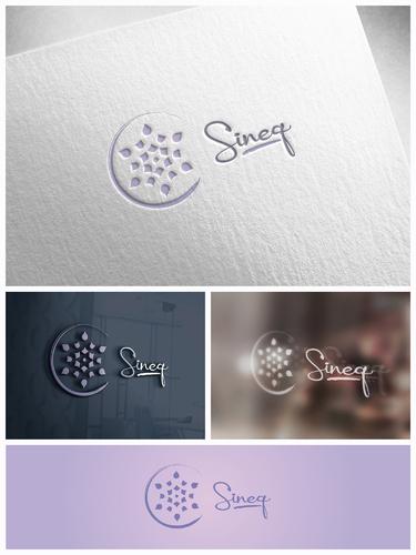 Logo-Design für Vertrieb von Aurasprays & ätherischen Ölen