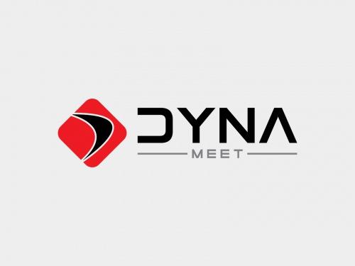 Logo-Design für dyna:meet
