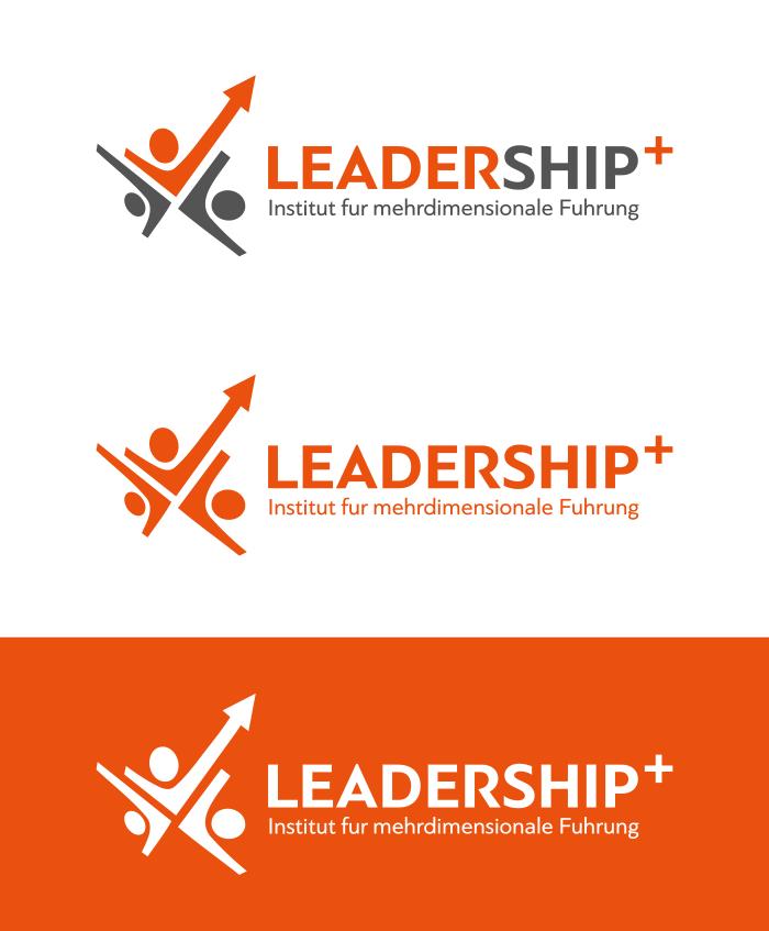 Logo Claim Und Visitenkarten Für Leadership Logo