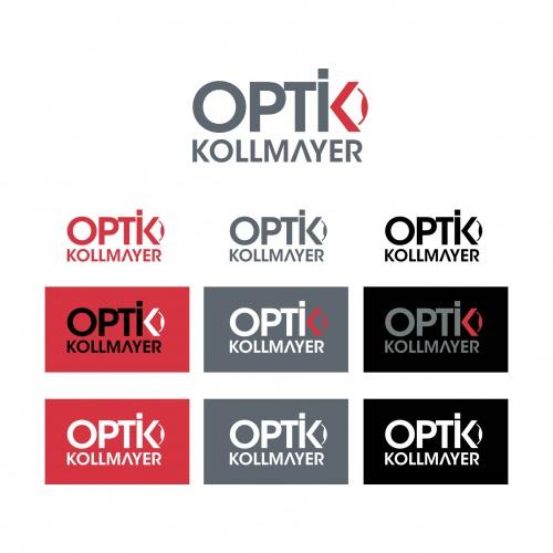Logo-Design für ein cooles Optik Geschäft