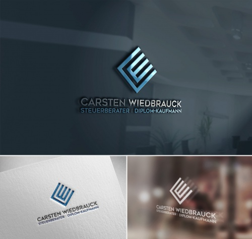 Logo & Visitenkarte für Steuerberatung