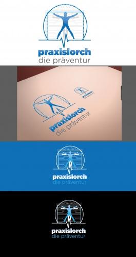 Logo-Design für Gesundheitsdienstleistung