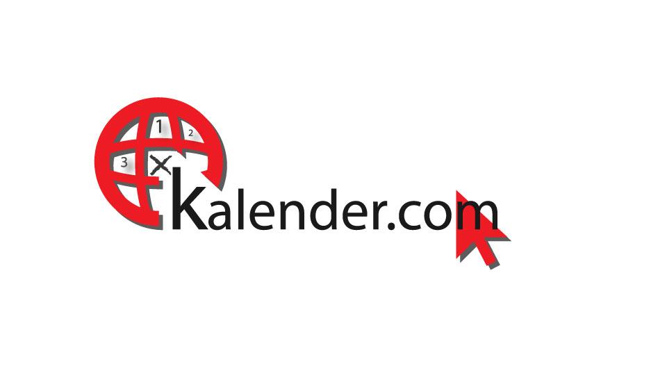 Logo für Onlinekalender kalender.com