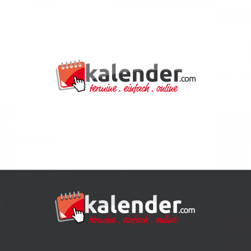 Logo voor de onlinekalender 'Kalender.com'