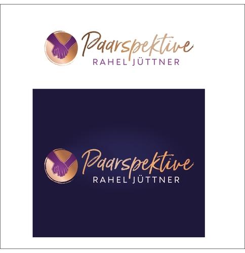 Logo-Design für Paartherapie, Beziehungscoaching, Psychotherapie, Spirituelle Begleitung