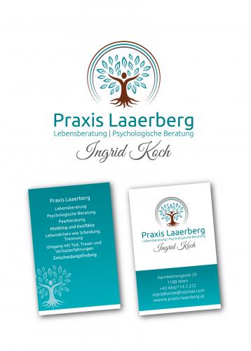 Logo & Visitenkarte für Lebensberatung, Psychologische Beratung