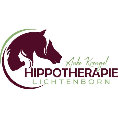 Logo-Design für Hippotherapie Lichtblick