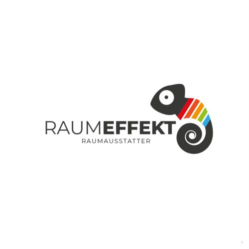 Logo-Design für handwerkliche Dienstleistungen mit Fokus auf Malerleistungen