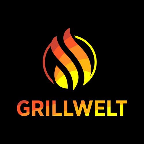 Logo-Design für eine Grillmesse