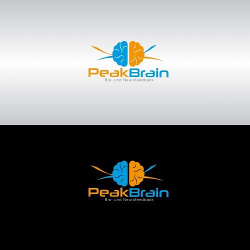 Logo für Höchleistungstraining und Coaching (PeakPerformance) mit EEG Biofeedback