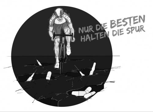 Radsport ohne Doping