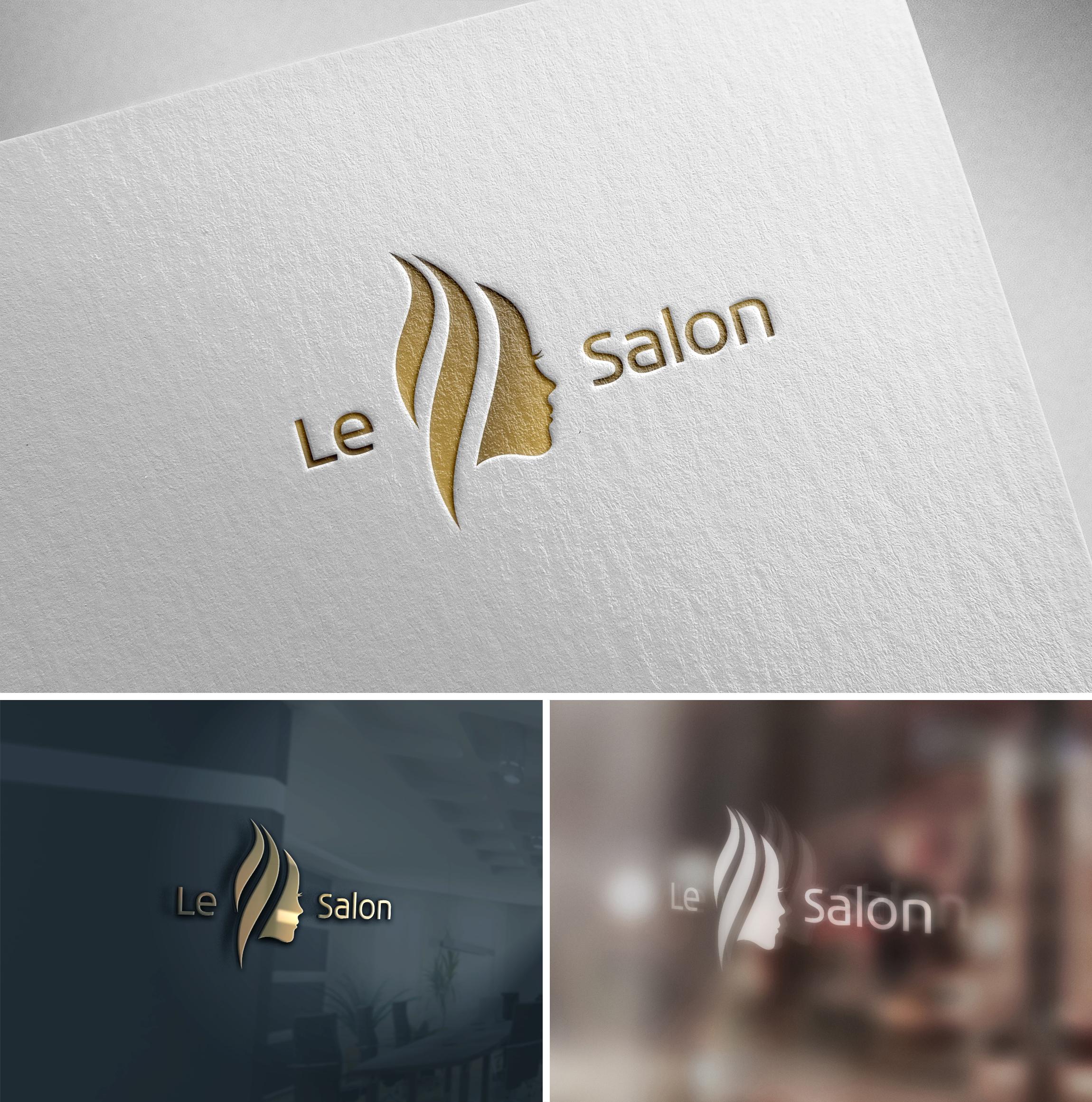 Kosmetik Und Friseur Institut Sucht Logo Design Logo