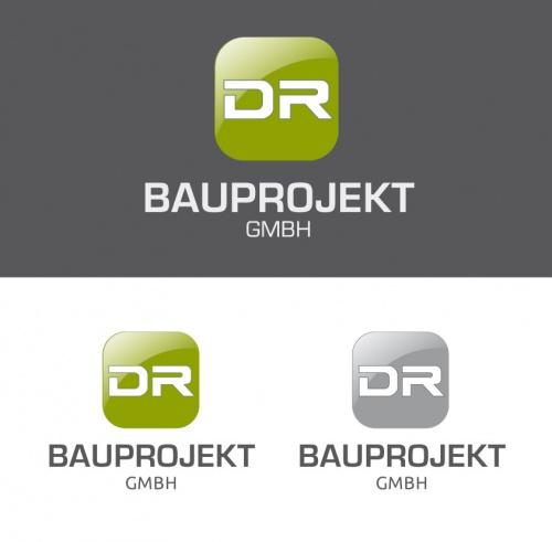 Logo-Design für Bauunternehmen