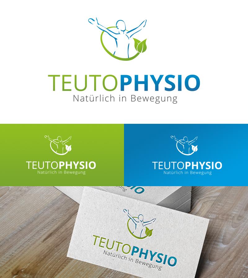 Logo f r meine physiotherapiepraxis gesucht logo design for Meine wohnung click design free