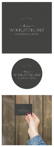 Logo & Social Media Paket für Kosmetikstudio mit vielfältigen Angeboten